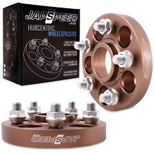 JAPSPEED ALLOY HUBCENTRIC 20mm 5x100 WHEEL SPACERS FOR IMPREZA GC8 GD WRX STI