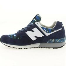 NEW BALANCE US576CM1 CLASSIC CAMO PACK NAVY/CAMO SIZE 9.5 MADE IN USA MSRP199.99
