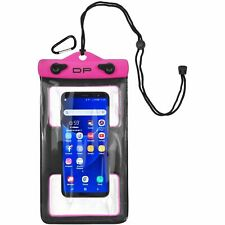 Airhead Dry Pak Waterproof Floating Phone/Camera/Wallet Case 5x8 Hot Pink NEW