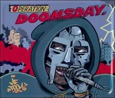Operation: Doomsday [Limited Edition] [LP] [Limited] by MF Doom (Vinyl, May-2012, 2 Discs, Metal Face Records)