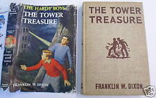 Hardy Boys #1, Tower Treasure, DJ