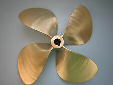 Michigan wheel  22 X 25 RH DynaQuad Nibral propeller ISO Class II Factory Grade