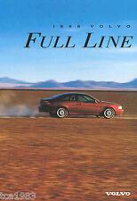 1998 VOLVO Brochure / Catalog: C70,S70,V70,S90,V90,GT,GLT,T-5,Touring,V-70,S,C