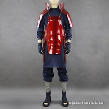 NARUTO Madara Uchiha Cosplay Costume Full Set armor