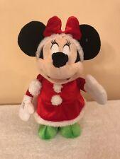 "Disney Dan Dee Minnie Mouse Animated Sings Dances 13"""
