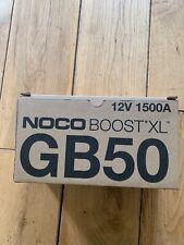 Noco Boost Xl Gb50