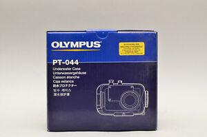 Custodia Olympus PT-044 per Olympus FE-360 - Red