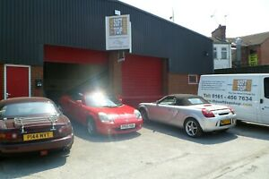 Toyota MR2 Mohair Hood Roof Soft Top.£990 Fitted. The Soft Top Shop