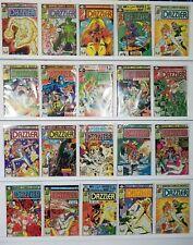 Lot of 20 Dazzler Mixed  VINTAGE COMIC COMICS BOOK  (1136)
