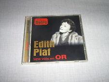 EDITH PIAF CD HOLLANDE UNE VOIX EN OR (2)