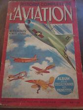 Histoire complète de l'aviation de ses débuts à nos jours/ La Ruche Moderne