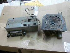 1954 Oldsmobile Rocket 88 AM 12 volt radio with speaker amp and knobs