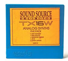 Sound Source Unlimited TX16W Analog Synths Five Pack 16W514