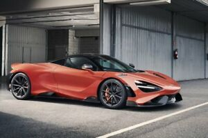 1/18 GT Spirit McLaren 765LT 2020 Helios Orange Neuf Livraison Domicile Fin Août