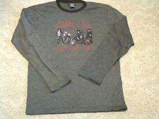 Motley Crue Girls Girls Girls Long Sleeve T-shirt Ladies medium M New