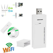 USB3.0 Wireless WI-FI Adapter 1200Mbps 802.11AC Dual Band Ethernet Network Card