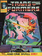 The Transformers - Comic - Generation 1 / G1 - 1987 87 106 - Englisch