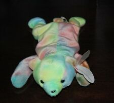 TY Beanie Baby Sammy 1999 Retired- No # On Tush Tag- Different Dates/Errors