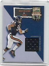 BRIAN URLACHER 2002 FLAIR JERSEY HEIGHTS GAME USED JERSEY ~ BEARS