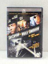 Sky Captain And The World Of Tomorrow DVD Movie