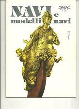 "REVUE  DE MODELISME  NAVAL  ITALIENNE ""NAVI e modelli di navi"" N°40 1980"