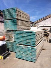 Kwikstage Scaffolding Boards Planks Reclaimed 8ft Used