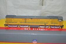 HO scale Athearn Union Pacific RR GE U50 locomotive train DCC SOUND