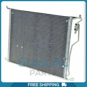 New A/C Condenser for Mercedes-Benz CL500, CL55 AMG, CL600, S350, S430, S500..