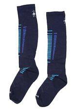 Smartwool Unisex PhD Pro Free Ski Over the Calf Sock in Deep Navy 9423 Size XL