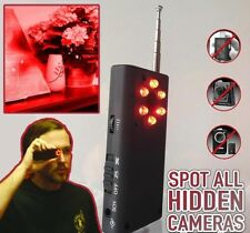 Hidden Camera Detector Anti-Spy Full Range Bug CC308+ Mini Wireless Signal GSM