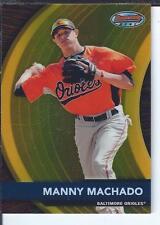 Manny Machado 2012 Bowman Best # BBP2 Quantity