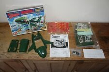 UNMADE VINTAGE IMAI THUNDERBIRDS 2 SUPER SIZE MODEL KIT IN VERY GOOD CONDITION