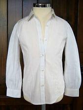 Confezione da 2 Bambina Scuola manica corta Camicie Camicetta-bianco TG età 3-16 uniforme