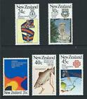 1983 NEW ZEALAND Commemorations Set MNH (SG 1303-1307)