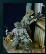 DDAY MINIATURE BRITISH/COMMONWEALTH INFANTRY 1943/45 WWII Scala 1/35 Cod.35021