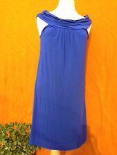 TOMMY HILFIGER sleeveless summer dress , in cobalt colour, size Small/ Medium