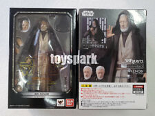 JAPAN BANDAI S.H. Figuarts Star Wars A New Hope Ben OBI-WAN KENOBI action figure