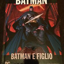 DC Comics Le grandi storie dei supereroi volume 1: Batman e figlio - EAGLEMOSS