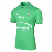 Maillots de football de clubs français le coq sportif AS Saint-Etienne