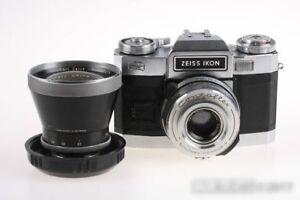 ZEISS IKON Contaflex Super B Set - SNr: K74876