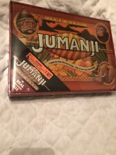New JUMANJI Board Game Cardinal Edition 2017 In Real Wood Wooden Box FAST SHIP