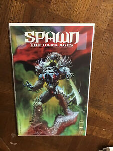 Spawn The Dark Ages #1 Fabry Mcfarlane Image Comics NEW UNREAD COMBINED SHIPPING