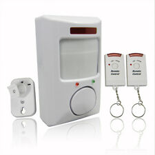 Remote Control Wireless Infrared Motion Sensor Alarm Security Alert Home System