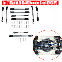 Tamiya Turnbuckle Tie-Rod Set TL-01 EP 4WD 1:10 RC Cars Touring On Road #53300