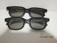 REAL D 3D GLASSES, ADULT+CHILD SIZE 2 SETS-NEW NO BOX, FREE FAST SHIP, GREAT CND