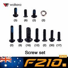 Screw set for Walkera F210 / F210 3D