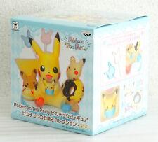 BANPRESTO Pokemon Tea Party Pikachu Figure Pikachu Sweets Collection 9cm 38179