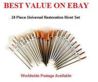 Mamod Rivet Set ( Huge 24 Pieces)  TE1 TE1A SR1 SR1A SW1 SA1 FE1 Worldwide Post