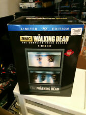 The Walking Dead Complete Season 3 Limited Edition Zombie Head Fish Tank