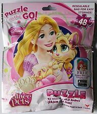 Disney Princess Palace Pets 48 Piece Puzzle On the Go
